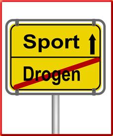 Sport ohne Drogen