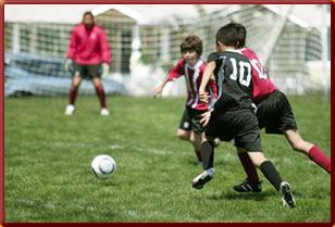 Fußball ist Action